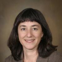 Board member Amy Bach